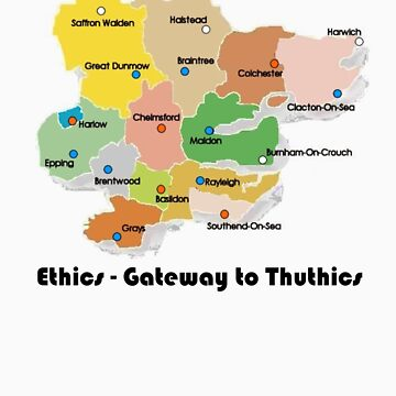 Ethics - Gateway to Thuthics by ProfessorM