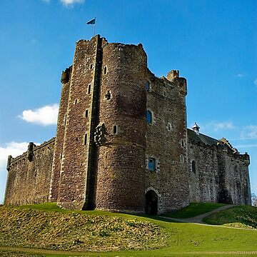 Doune Castle - Doune, Scotland by renilicious