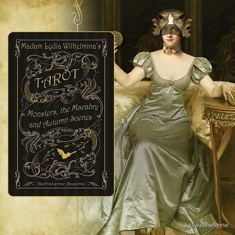 The Trinity Masquerade by lydiawilhelmina