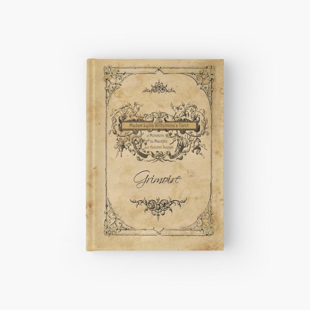 The Trinity Masquerade Hardcover Journal