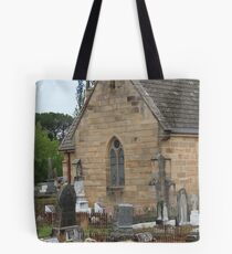 Rest in peace ..... perhaps?? Tote Bag