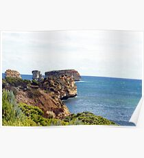 GREAT OCEAN ROAD 14 Poster