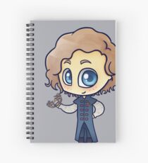 Ser Loras Spiral Notebook