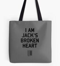 I Am Jack's Broken Heart Tote Bag