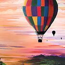 Hot Air Journey by Adam Santana