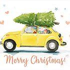 The Christmas Bug by Sarah  Mac Illustration