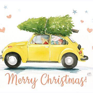 The Christmas Bug by Artsez