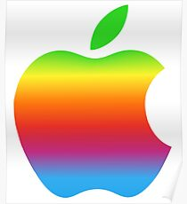 Apple Blend iPhone Poster