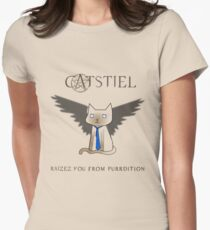 Supercatural Women's Fitted T-Shirt