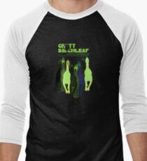 Grett Chicken Men's Baseball ¾ T-Shirt