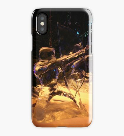 Frozen archer iPhone Case/Skin