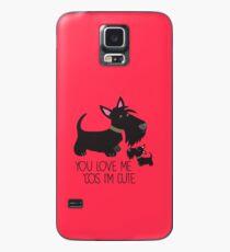 You Love Me . . . ©BonniePortraits.com Case/Skin for Samsung Galaxy