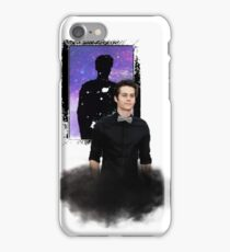 Dylan O'Brien Picture Frame iPhone Case/Skin