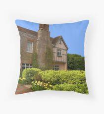 Pashley Manor Throw Pillow