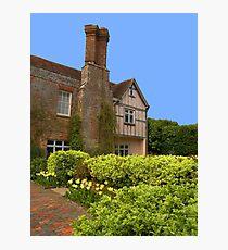 Pashley Manor Photographic Print