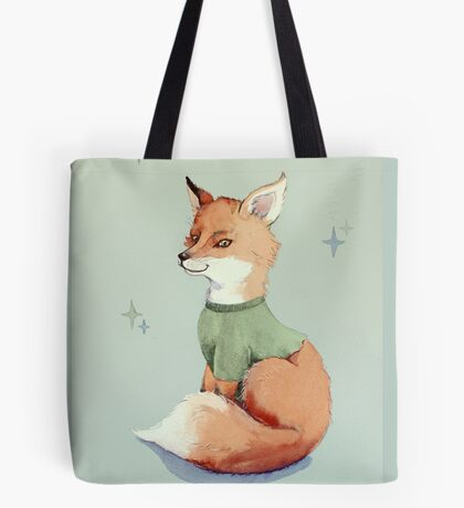 Joe Fox Tote Bag