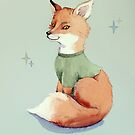 Joe Fox by Sarah  Mac Illustration