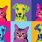 Cats 'n Dogs by #PoptART products from Poptart.me