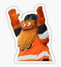 Pegatina Gritty Mascot Philadelphia Flyers