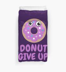 Donut aufgeben Bettbezug