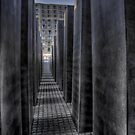 Memorial to the Murdered Jews - Berlin by Gerardo Sánchez
