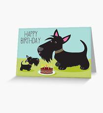 Birthday Cake_Copyright © BonniePortraits on Redbubble.com Greeting Card