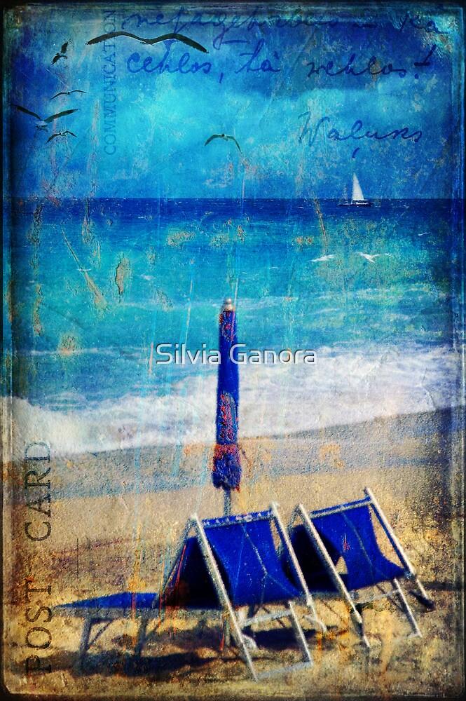 White sail by Silvia Ganora