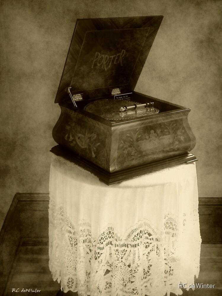 Music Box Memories by RC deWinter