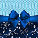 bow and snow by Rachel Lawson