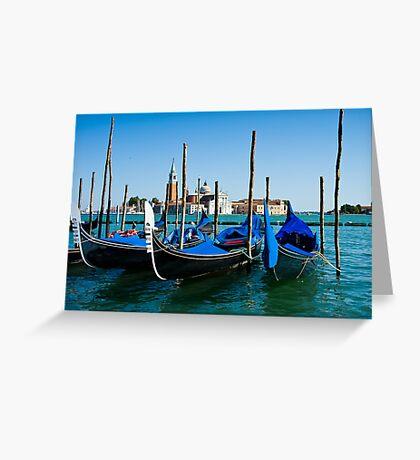 Beautiful Venice Greeting Card