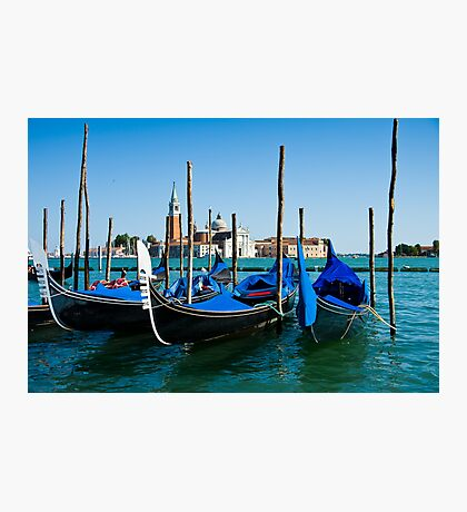 Beautiful Venice Photographic Print