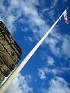 english heritage flag by Mat Robinson