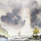 Chasing Storm by Glenn  Marshall