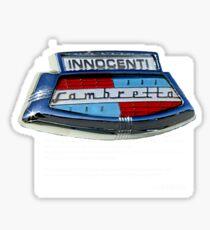 INNOCENTI Sticker