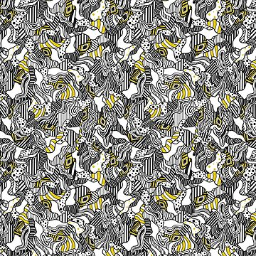 Acrid State of Mind Pattern by runcatrun