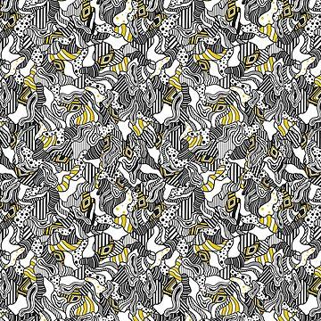 Acrid patrón de estado de la mente de runcatrun