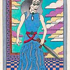 Queen of Swords by nexus7