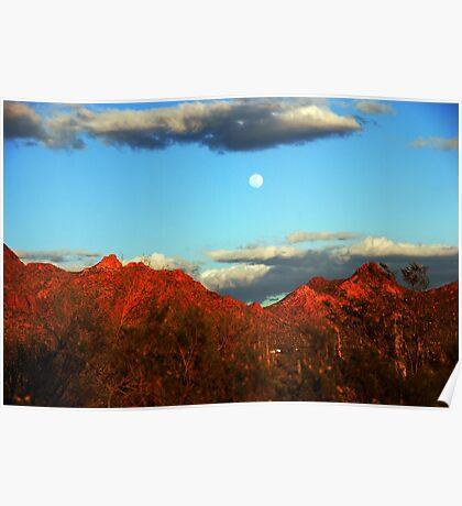 Arizona Moon Poster