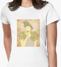 Vintage Girl with Sparkles T-Shirt