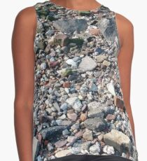 #rubble #pebble #scrap #stone #garbage #gravel #many #dust #litter #environment #pollution #broken #vertical #rockobject #stack #heap #textile #abundance #destruction Contrast Tank
