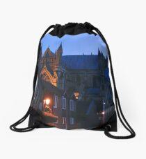 beverley minster Drawstring Bag