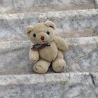 Der kleine Ted besucht Hierapolis in der Türkei von wiggyofipswich
