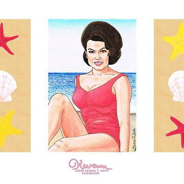 The Beach Blanket Queen by Kevenn T. Smith by KevennTSmith