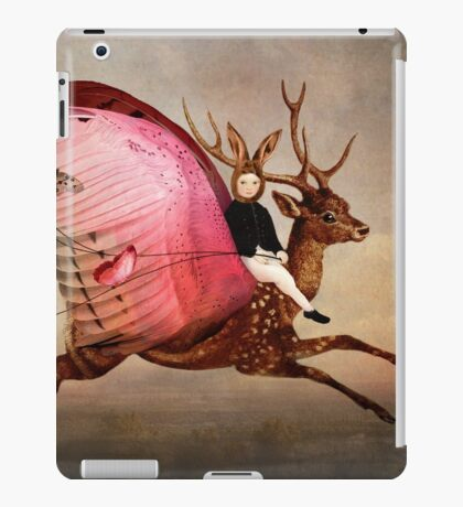 Enjoy the Ride iPad Case/Skin