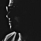 Portraits of a man by David Petranker