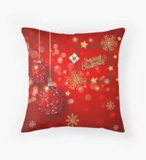 Sankt Geschenk für Weihnachtskunstwerk Bodenkissen