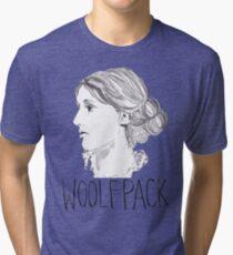 Virginia Woolfpack Tri-blend T-Shirt