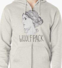 Virginia Woolfpack Zipped Hoodie