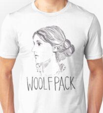 Camiseta ajustada Virginia Woolfpack