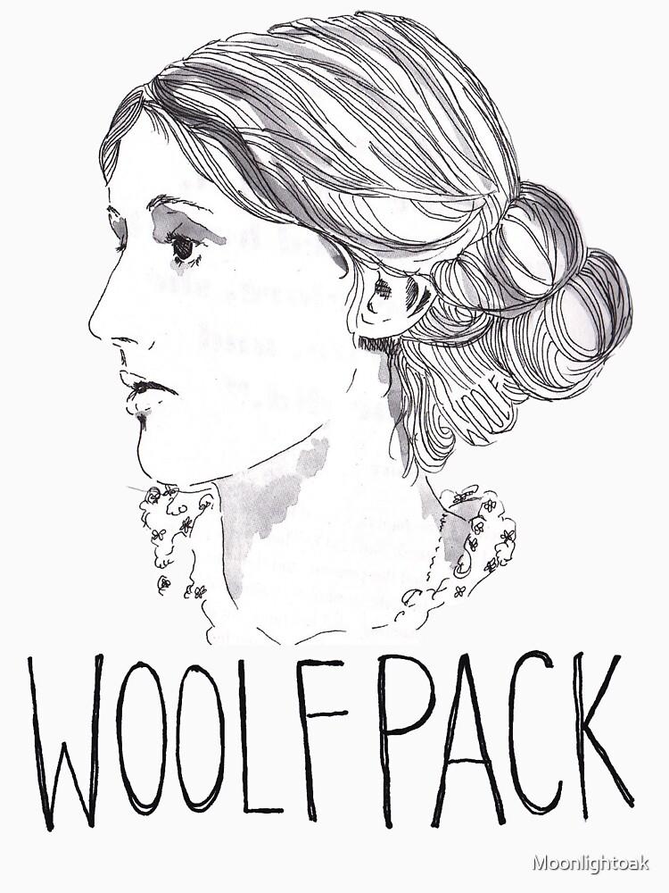 Virginia Woolfpack by Moonlightoak